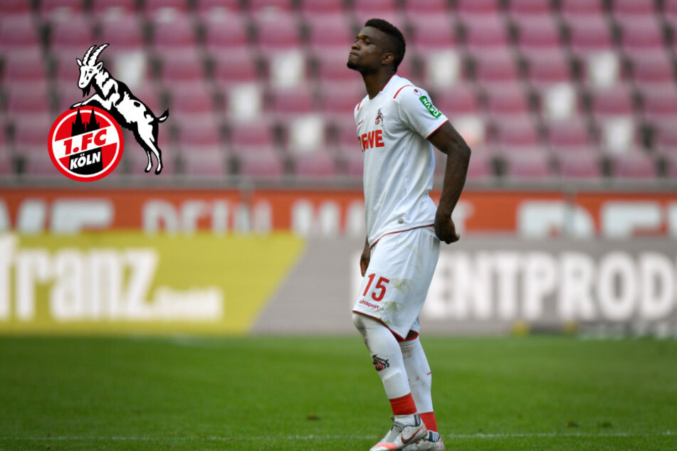 1. FC Köln bangt um Cordoba: Torjäger muss Training abbrechen!
