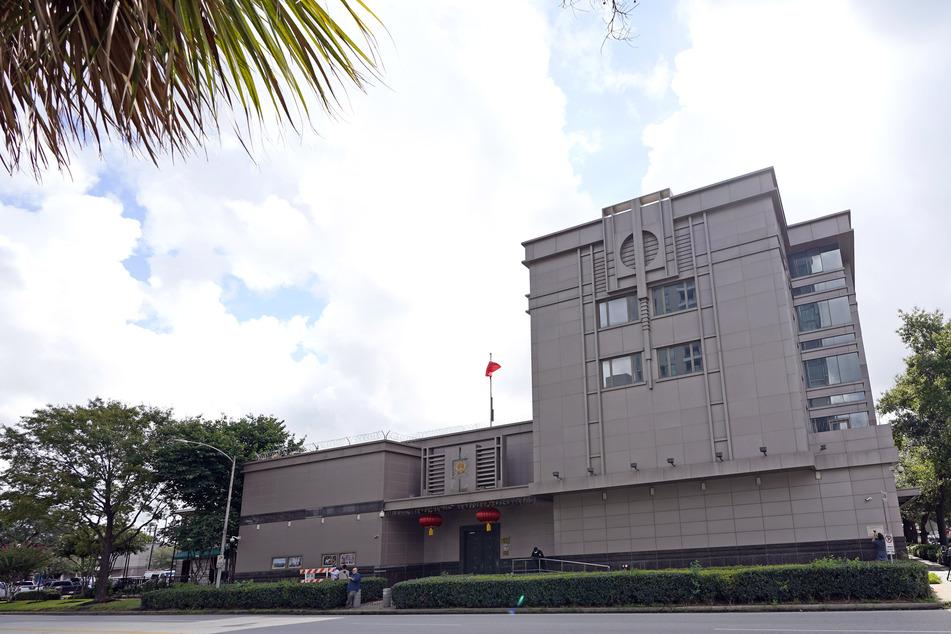 Das chinesische Konsulat in Houston soll geschlossen werden.