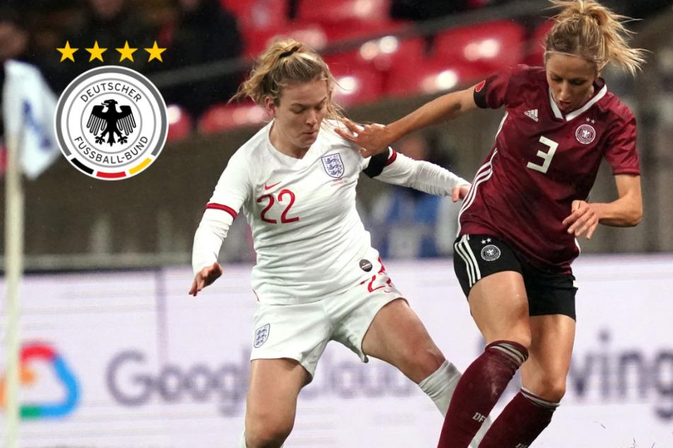 Corona-Fall in Nationalteam: Länderspiel zwischen Deutschland und England abgesagt
