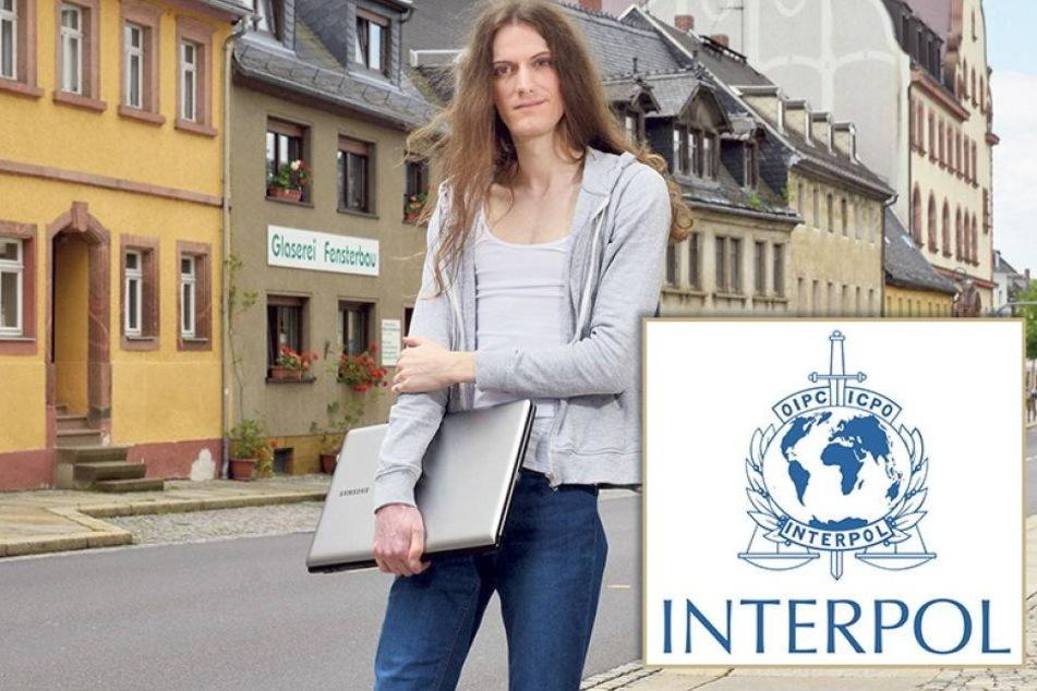 Sachsens Hackerkönig Knackt Interpol Homepage