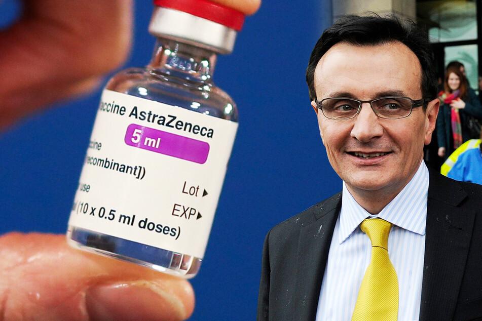 Zoff um Impfstoff-Lieferung immer irrer: AstraZeneca kontert EU-Vorwürfe!