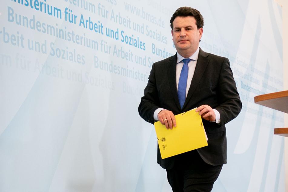 Hubertus Heil (47, SPD), Bundesminister für Arbeit und Soziales.