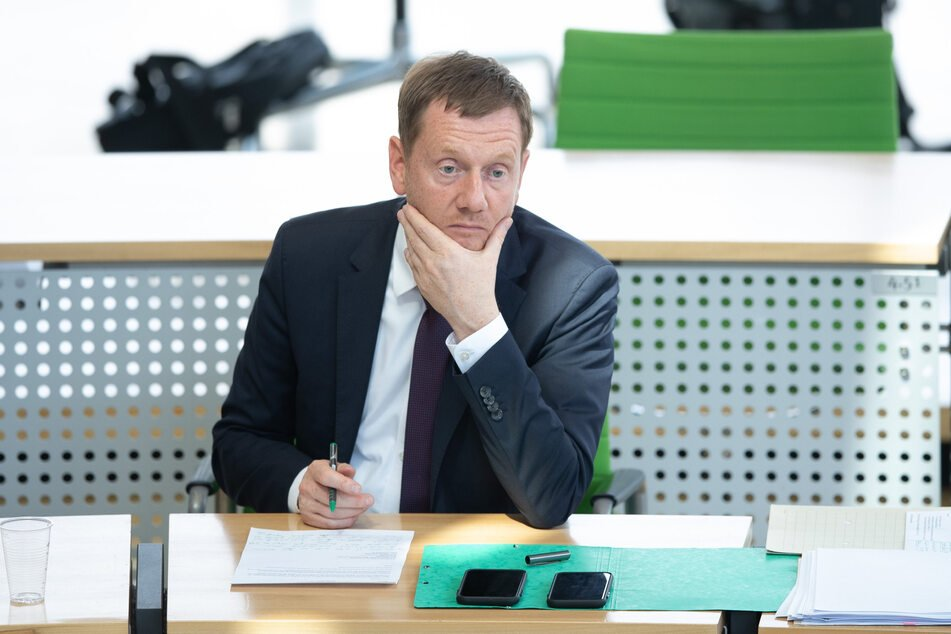Ministerpräsident Michael Kretschmer (45, CDU) ist für Großveranstaltungen mit Hygienekonzept. Das Festkonzert sieht er als Testlauf.
