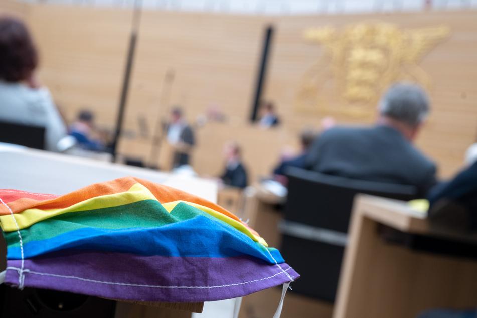 Die Regenbogenfarben gelten weltweit als Symbol der LGBTIQ-Gemeinde. (Symbolbild)