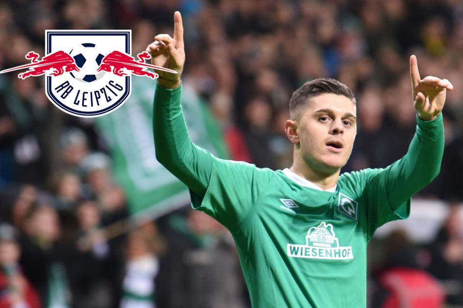 RB Leipzig vor 38-Millionen-Kauf von Rashica? Krösche spricht von Verwechslung