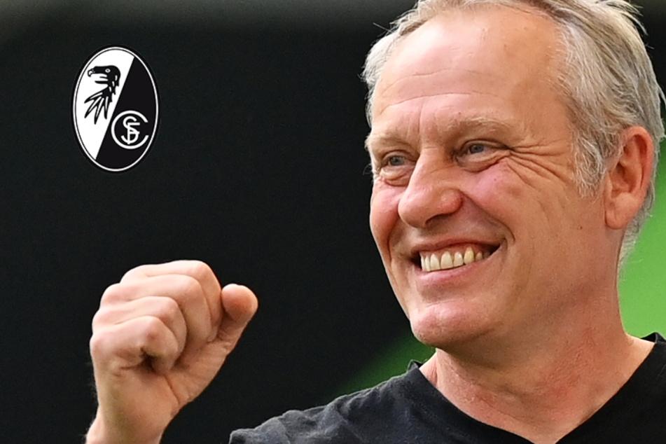 Christian Streich verlängert seinen Vertrag beim SC Freiburg