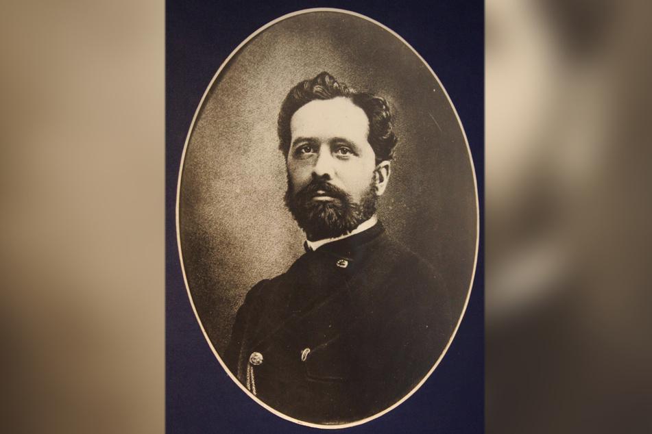Luftfahrt-Pionier Georg Baumgarten hatte maßgeblichen Einfluss auf den Wirt Franz Keil.