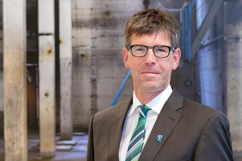 Der Präsident der Universität Trier, Michael Jäckel (61).
