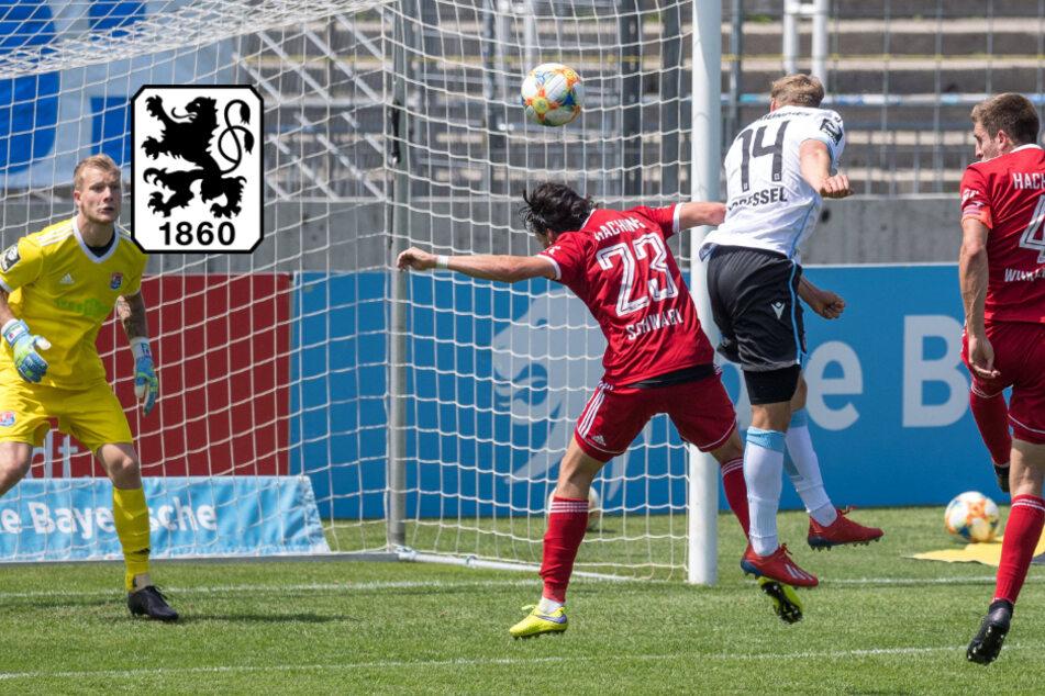 Dreifacher Dressel! TSV 1860 besiegt SpVgg Unterhaching in Überzahl