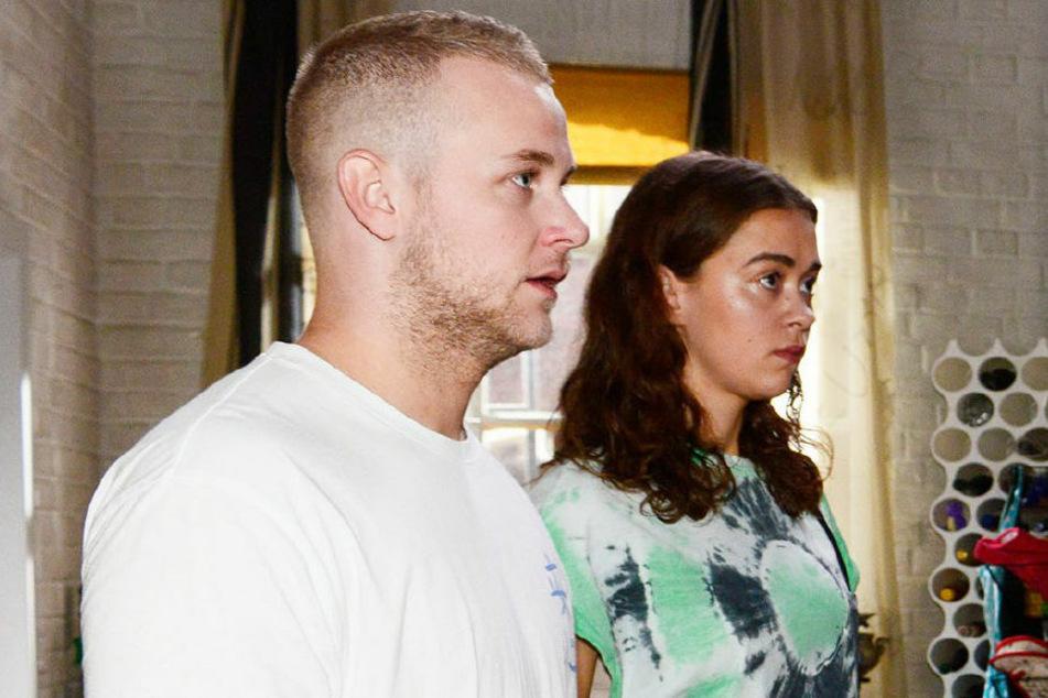 Kurz vor der Abtreibung kommen Jonas Zweifel und er bittet Merle, den Termin zu verschieben.