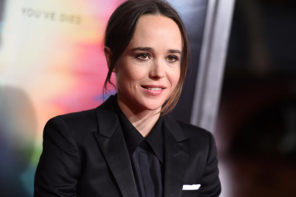 Ellen Page outete sich als Transgender und heißt seitdem Elliot.