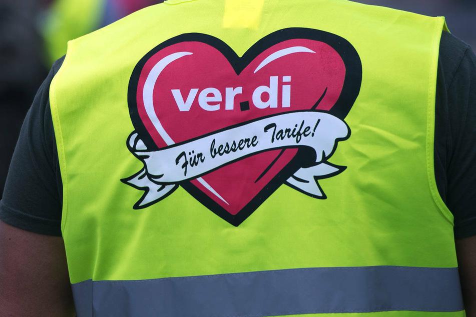 Die Gewerkschaft Verdi kämpft für bessere Löhne und Gehälter im Einzelhandel und hat dazu in Berlin und Brandenburg erneut zu Warnstreiks aufgerufen. (Archivfoto)