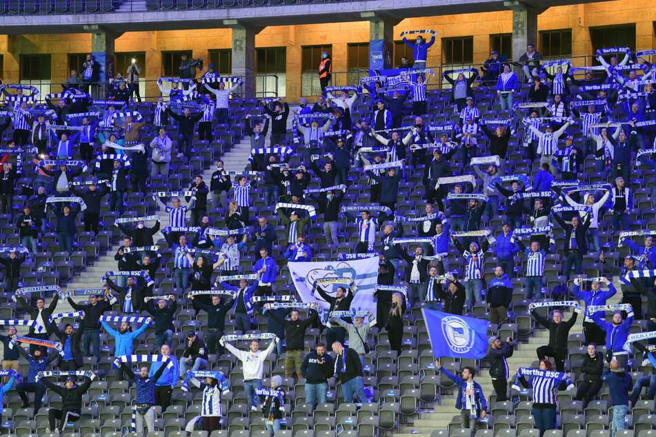 Hertha BSC kann wie noch zu Beginn der vergangenen Saison wieder mit der Unterstützung der Zuschauer rechnen.