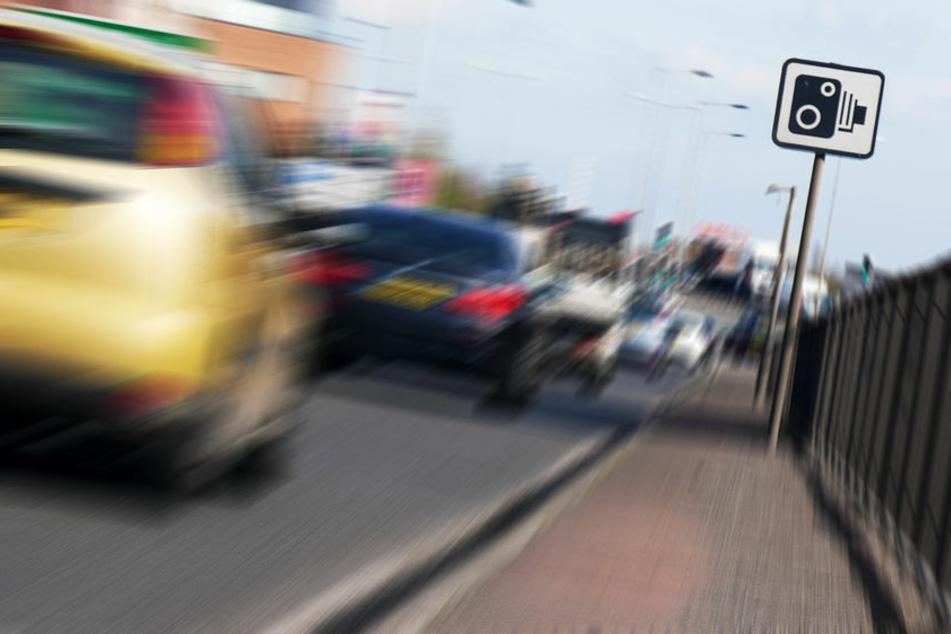 Anfang bis Mitte Juni werden stadtweit verstärkte Tempokontrollen stattfinden. (Symbolbild)
