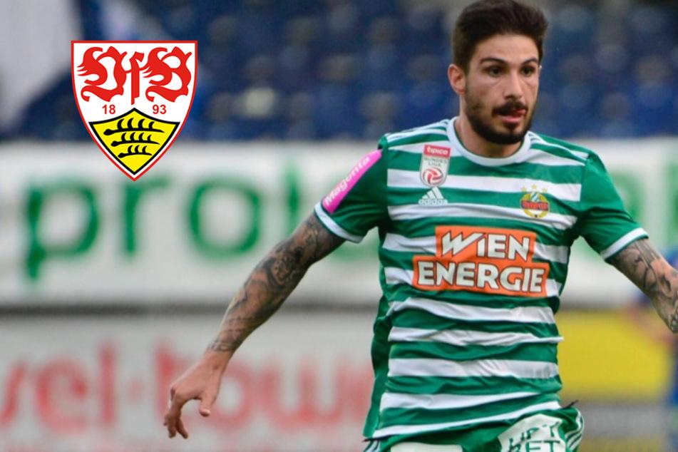 VfB Stuttgart: Wird diese griechische Sturm-Granate der Gomez-Nachfolger?