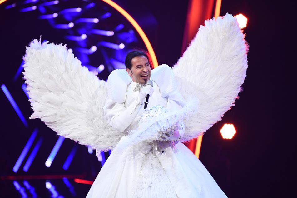 """Im April war Bülent selbst noch als """"Engel"""" zu sehen."""