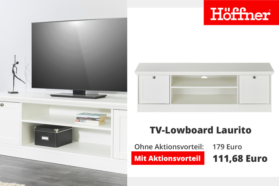 TV-Lowboard Laurito
