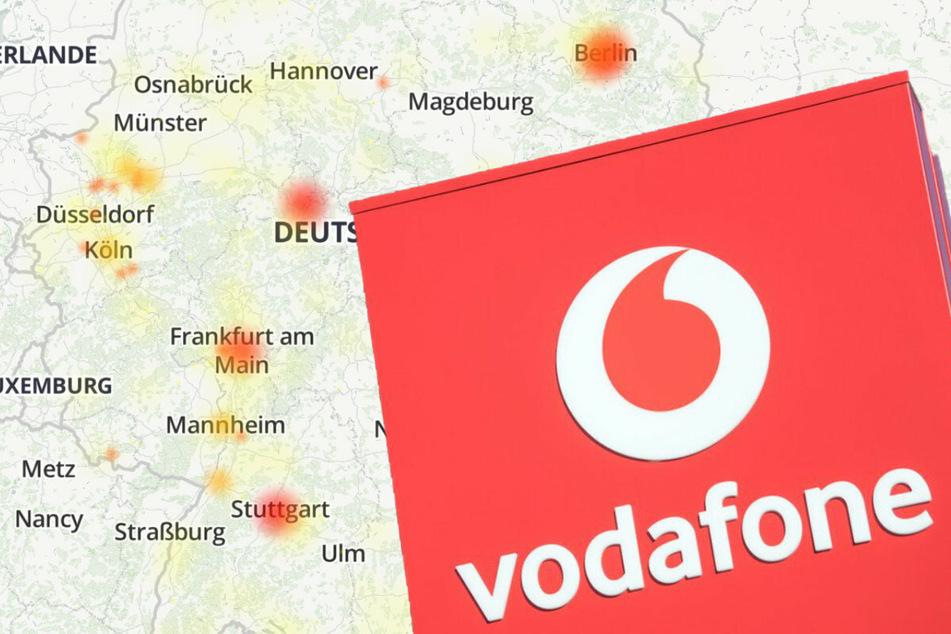 Internet down! Bundesweite Störungen bei Vodafone und Telekom