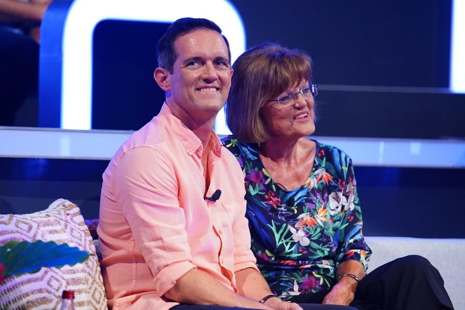 Zu Beginn waren Mutter Conny und Sohn Marc noch guter Dinge. Am Ende reichte es bei WWM jedoch nur für 500 Euro.