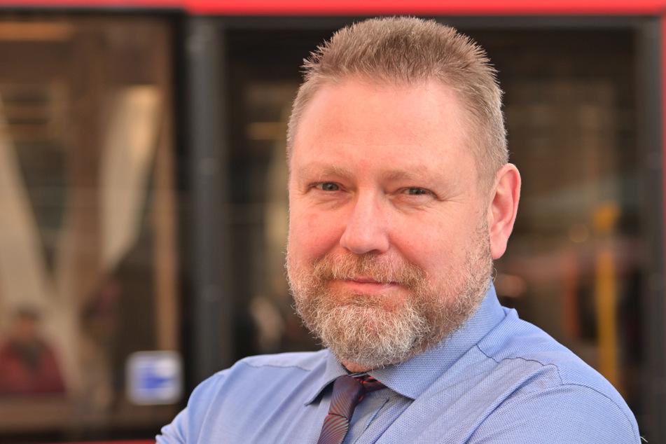 VMS-Sprecher Falk Ester (52) erklärt, dass es mehrere interessierte Anbieter für die Berlin-Verbindung gibt.