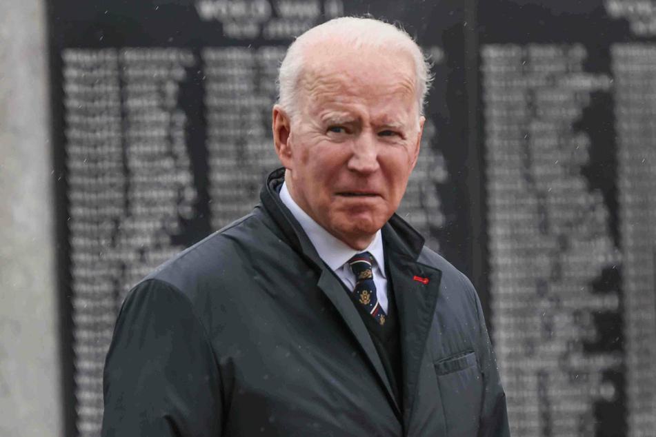 Joe Biden's late son Beau was a veteran of the Iraq War.