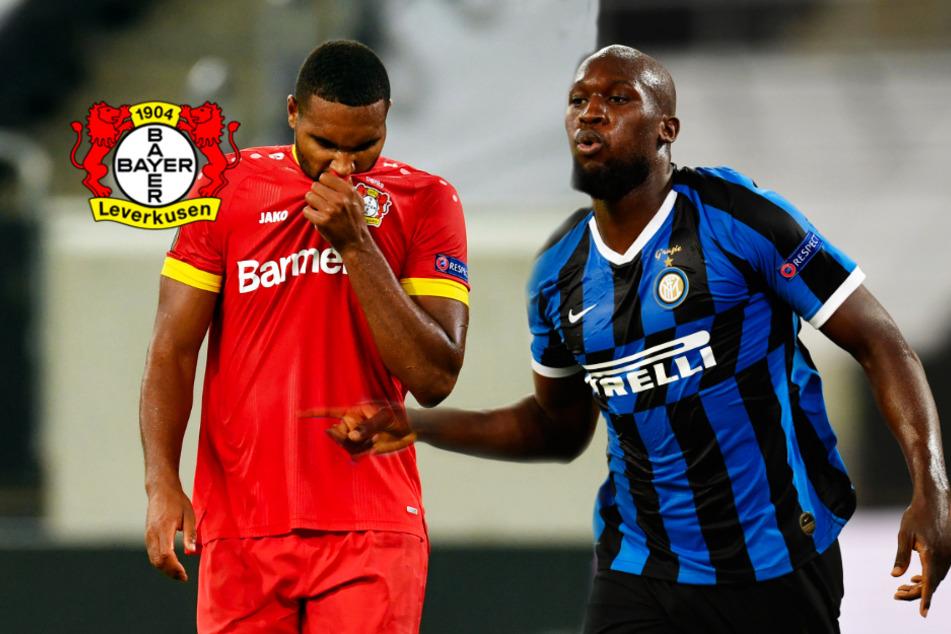 Leverkusen fliegt gegen Inter trotz großem Kampf in starkem Viertelfinale raus!