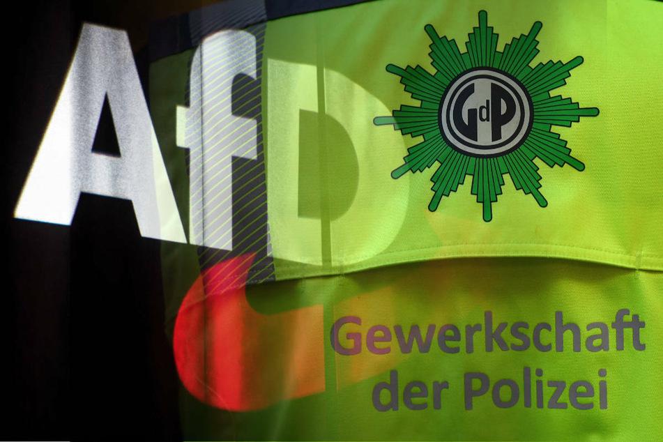 Darf man gleichzeitig Mitglied der Polizei-Gewerkschaft und der AfD sein?