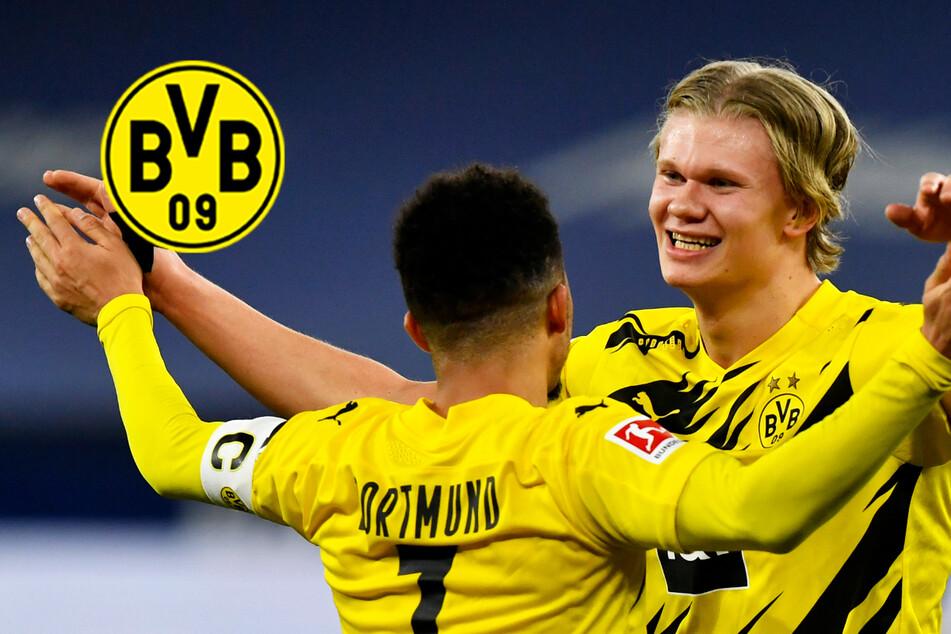 BVB-Star Erling Haaland soll sich entschieden haben, wo er 2021/22 spielt!