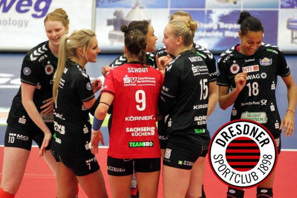 Mit Michelle und Kathleen: DSC-Sieg in Vilsbiburg!