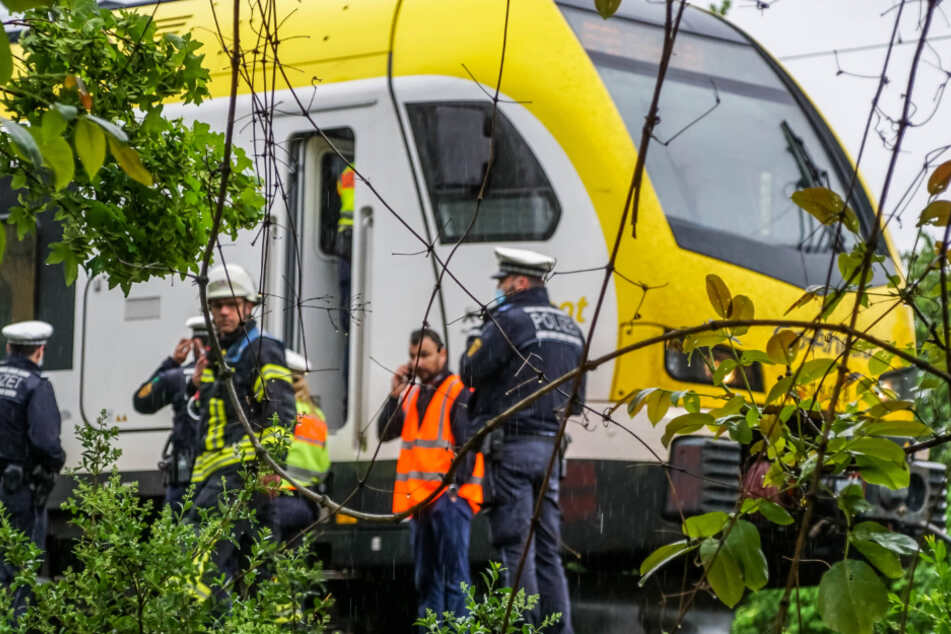 Tödlicher Personenunfall! Bahnverkehr in Stuttgart eingeschränkt