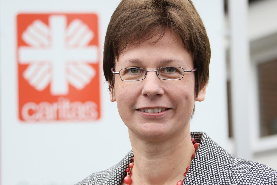 Caritas-Direktorin Ulrike Kostka wünscht sich endlich mehr Normalität in Pflegeheimen.