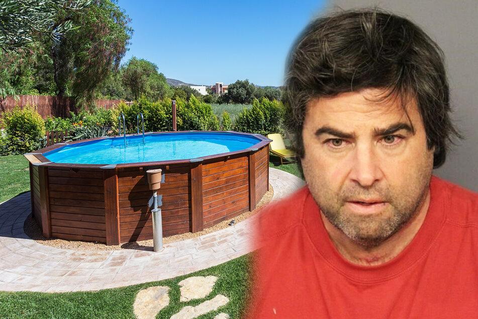 Typ hat Swimming-Pool vermietet: Jetzt steht er vor Gericht!