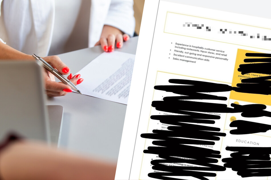 Woman can't get a job for months, then discovers embarrassing mistake on resume