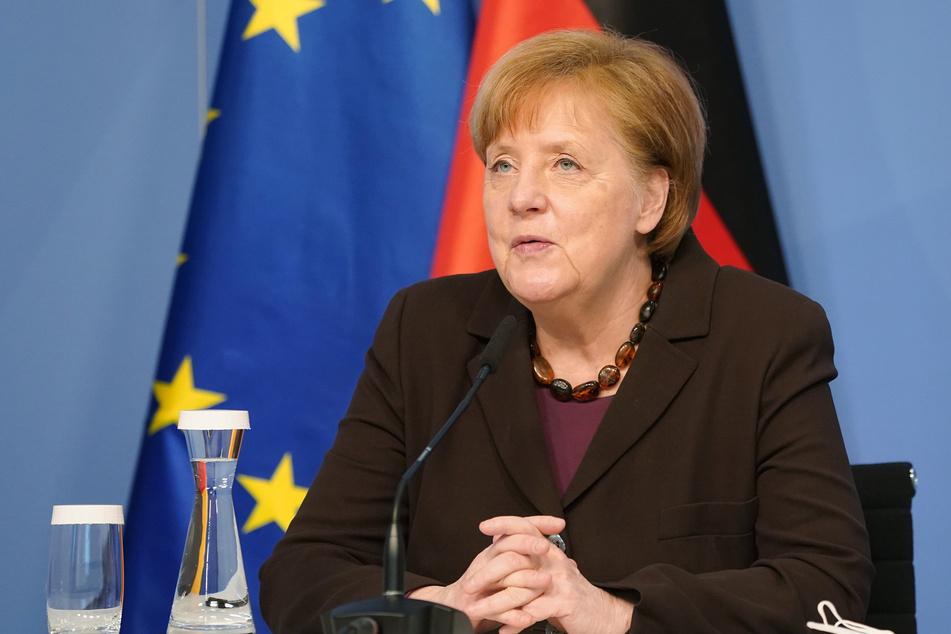 Coronavirus: Merkel pocht für Öffnungsstrategie auf umfassende Schnelltests