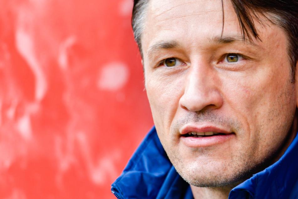 Das Foto vom 27. Mai 2019 zeigt Nico Kovac (48), den früheren Trainer von Eintracht Frankfurt.