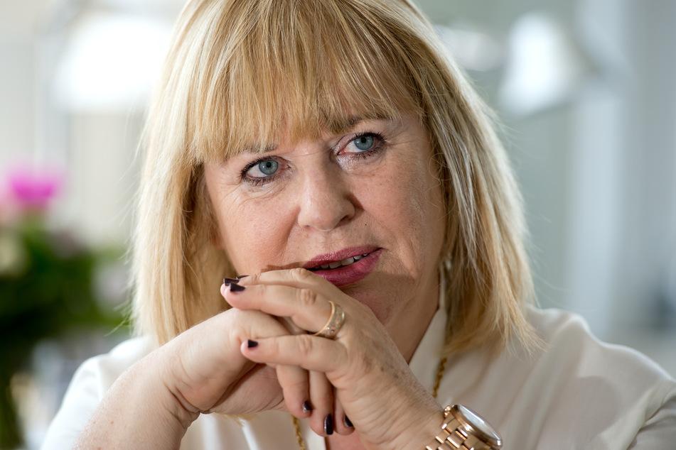 """Patricia Riekel war von 1997 bis 2016 Chefredakteurin der Zeitschrift """"Bunte"""". (Archivbild)"""