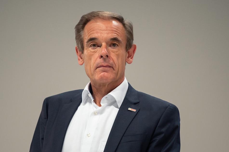 Der Vorsitzende der Geschäftsführung der Robert Bosch GmbH, Volkmar Denner (64), kann durchatmen: Seine Firma muss keine Erstattung zahlen.