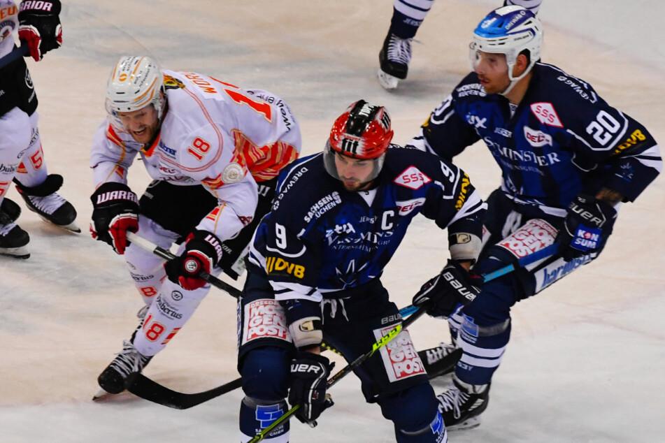 Das Spiel von Jordan Knackstedt & Co. (M.) war am Freitag kopflos.