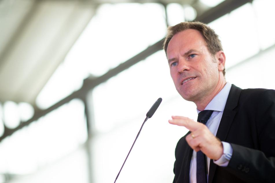 Der Düsseldorfer Oberbürgermeister Stephan Keller (CDU).