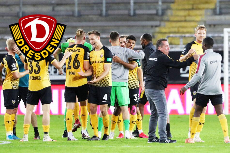 """Dynamo-Coach Kauczinski lobt seine Spieler: """"Was wir kämpferisch geliefert haben, war geil!"""""""