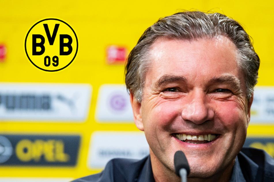 BVB verlängert vorzeitig den Vertrag mit Michael Zorc!