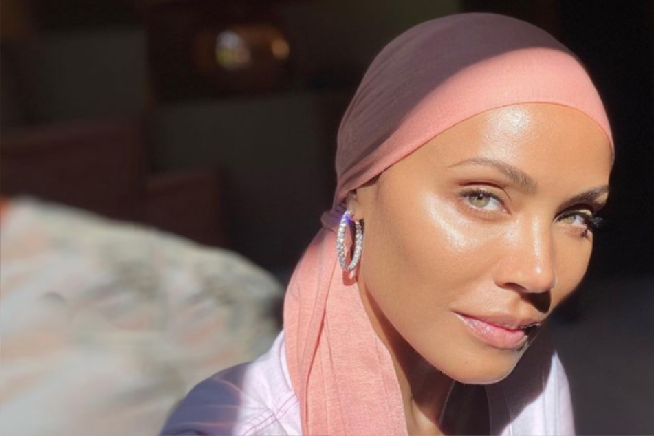 Jada Pinkett Smith reveals she passed out on set after ecstasy dose