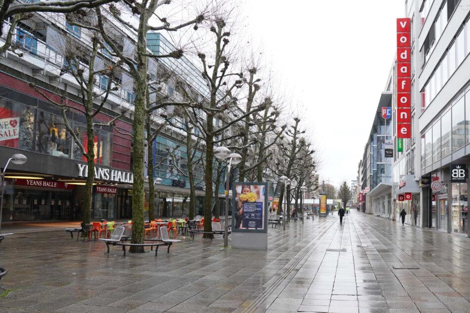 Corona-Krise: So gespenstisch leer ist Stuttgart heute!