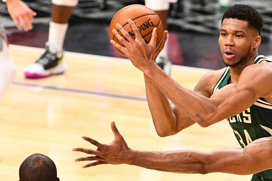NBA Playoffs: The Bucks bounce back to blow out the Hawks in Game 2 of the East finals