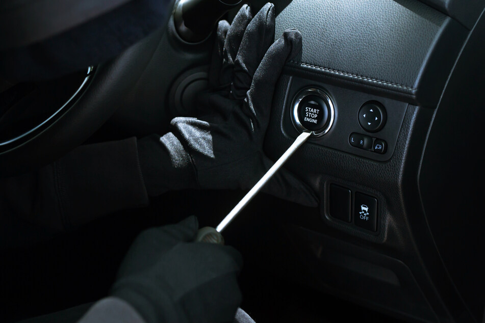 Wegfahrsperre verhindert Auto-Diebstahl