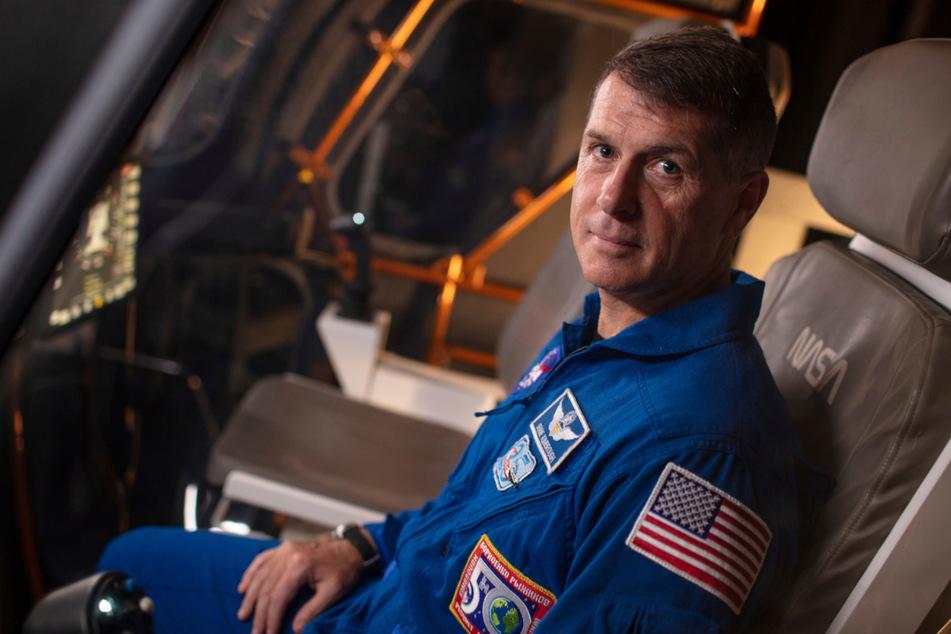 Der NASA-Astronaut Shane Kimbrough (54) hat seine frühere Heimat in Bayern aus dem All gegrüßt. (Archiv)