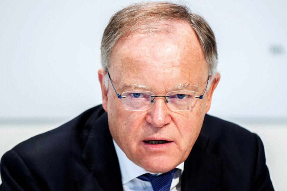 Niedersachsens Ministerpräsident Stephan Weil (61, SPD).