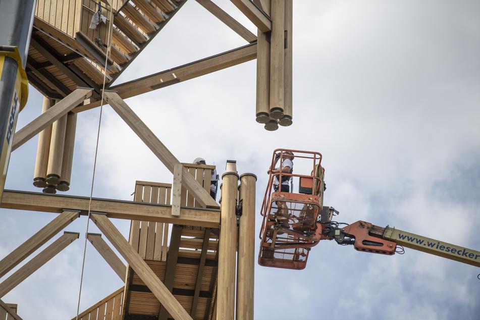 Riesige Erleichterung: So wichtig ist der neue Goetheturm für Frankfurt