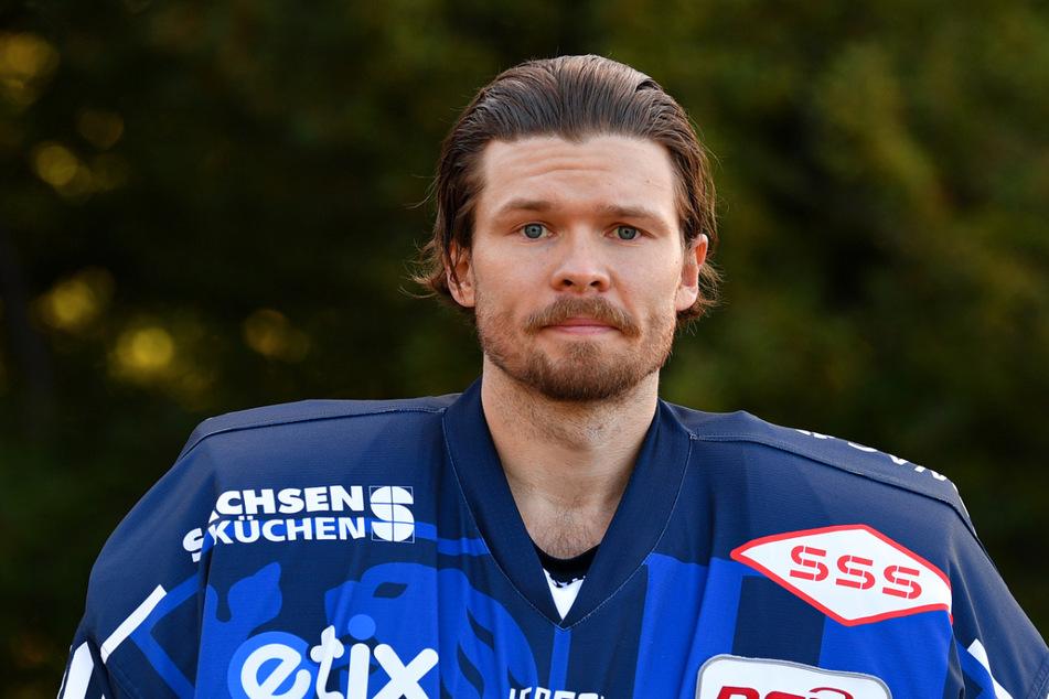 Goalie Riku Helenius erhält kein neues Vertragsangebot.