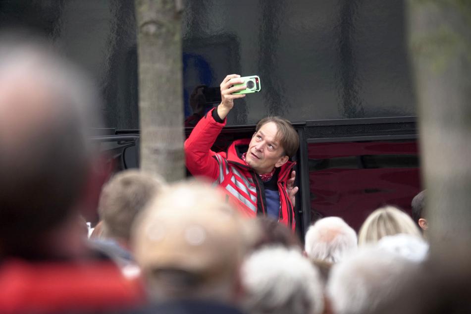 Mediziner und Kritiker der Corona-Maßnahmen Bodo Schiffmann.